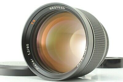 [Mint] Contax Carl Zeiss Planar 85mm F1.2 T* AEG Lens 50th Years From JAPAN