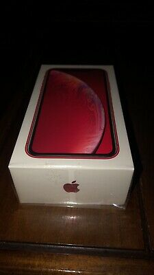 iphone xr unlocked 64gb new Red
