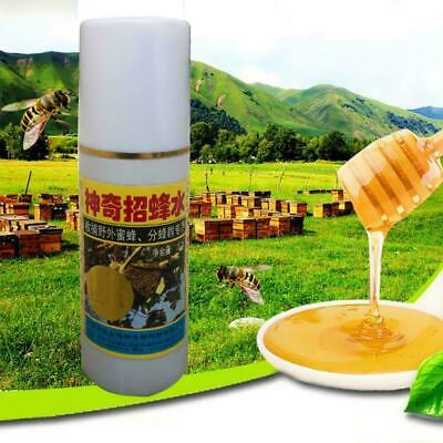 100ml Swarm Commander Swarm Lure Bee Attractant Hive Kit M4Q7