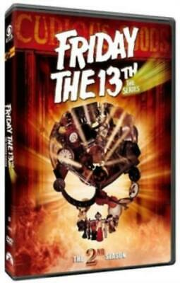 FRIDAY THE 13TH THE SERIES: SECOND SEASON (Region 1 DVD,US Import,sealed.)