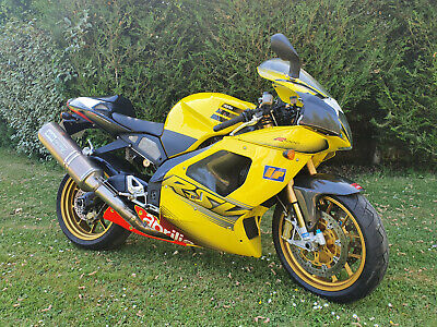 Aprilia Mille R a limited edition and very special machine just 5600 miles, 2003