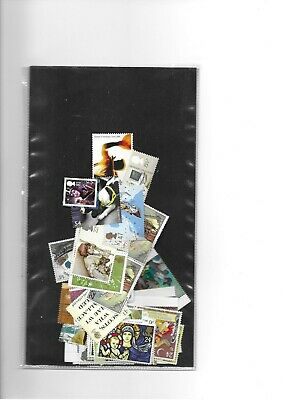 GB £50 Face Value Current Postage Unmounted Mint mixed bag of values