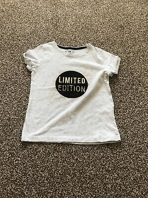 Young Dimension Girls Age 8-9 Years Fantastic Design Top Excellent Condition