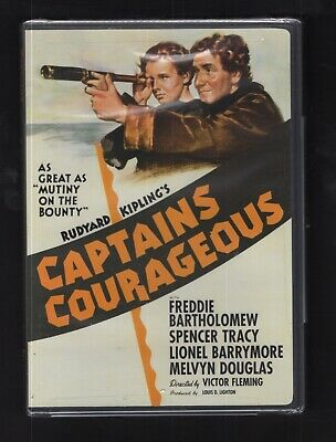 Captains Courageous (DVD, 2006) Warner Bros.  FACTORY SEALED BEWARE OF COPIES