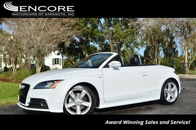 2015 Audi TT 2dr Roadster S tronic quattro 2.0T W/Navigation Sy 2015 TT Roadster Convertible 18,358 Miles With warranty-Trades,Financing & Shipp