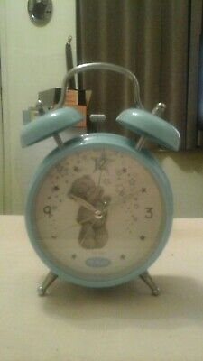 Tatty Teddy Me To You Battery Operated Alarm Clock