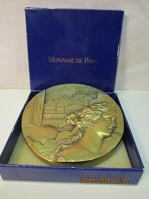 Monnaie De Paris Medaille Banque Interamericaine Developpement Paris 1999