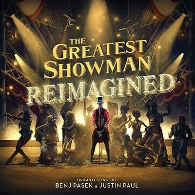 The Greatest Showman: Soundtrack -Reimagined CD (NEW) Pink/Panic At The Disco