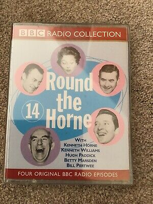 New-Bbc Radio Collection-Round The Horne -14 -Cassette