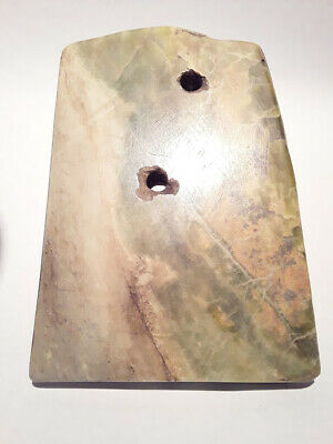 Chinese Neolithic Archaistic style Jade Ax Possibly ancient