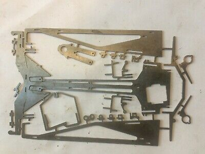 Mossetti 1/24 Eurosport Chassis Kit New Old Stock