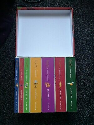 Harry Potter Book Box Set The Complete Collection by J.K. Rowling