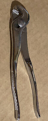 "Vintage Craftsman Battery Pliers No. 44763 - Made In USA - 7"" Long!!!!!!!!"