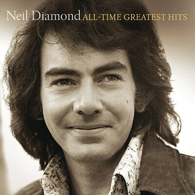 Neil Diamond All Time Greatest Hits Cd New Deluxe Ed