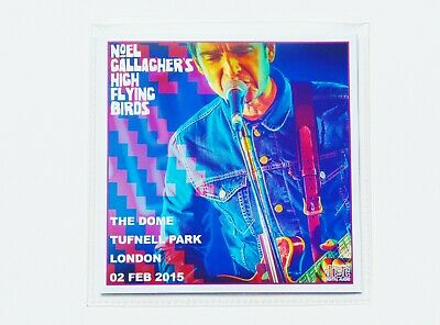 Noel Gallagher's High Flying Birds : The Dome, Tufnell Park  London  2015 live