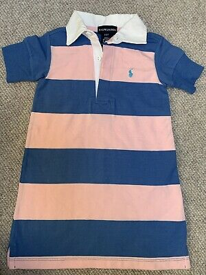 Ralph Lauren 2T Girls Dress BNNT