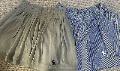 Abercrombie Large Girls Skirts X 2