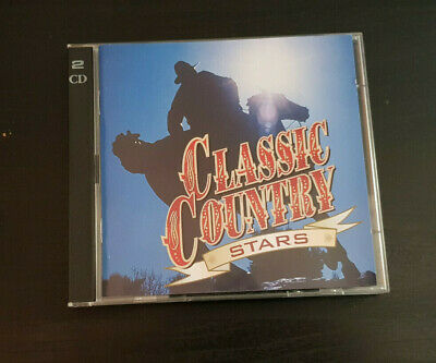 Cd Double Album - Timelife - Classic Country - Stars