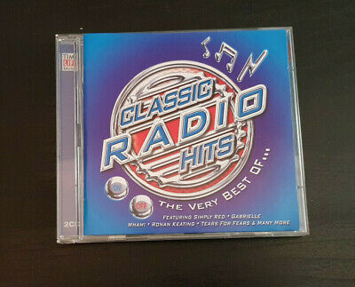Cd Double Album - Timelife - Classic Radio Hits - The Very Best Of