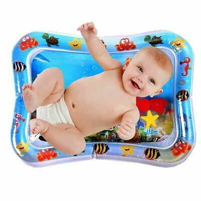 Fun Tummy Large Inflatable Water Play Mat Infants Baby Toddlers Kid Perfect Time