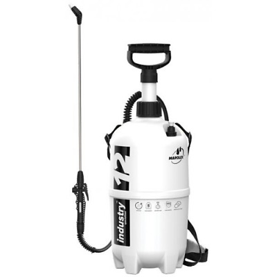 12 Litre Marolex Industry 12 Pressure Sprayer Chemical Disinfectant Applicator