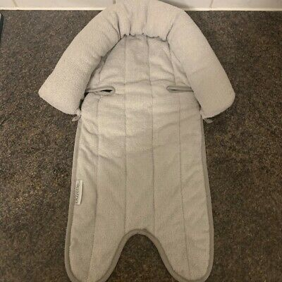Ultra Soft Head Support Grey Playette For Car Seat, Strollers & Bouncers