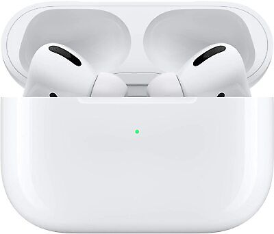 Apple AirPods Pro With Wireless Charging Case Wireless In-Ear Headphones White