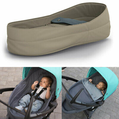 Brand New Quinny Newborn Cocoon Footmuff CosyToes in Sand RRP£79.99