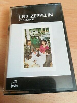 Musikkassette, Tape, Mc / LED ZEPPELIN.. PRESENCE... Led Zeppelin... 1976