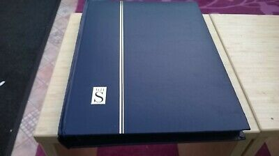 Empire Collection. Stockbook With Gb-Empire Queen Victoria To King George Vi.