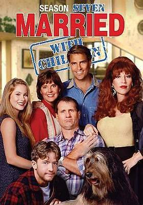 Married...With Children - The Complete Seventh Season (DVD, 2015, 2-Disc Set)