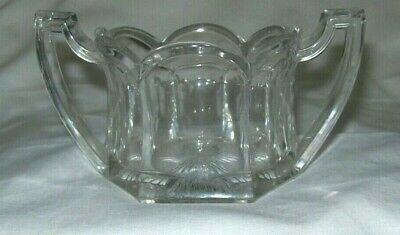 Awesome EAPG Colonial Style Sugar Bowl - Excellent - Maker Unknown