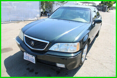 1999 Acura RL 3.5 1999 Acura RL Automatic 6 Cylinder NO RESERVE