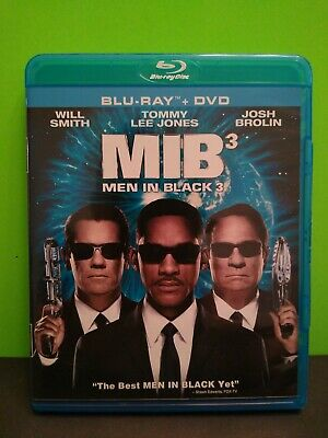 Men in Black 3 (Blu-ray 2012) No Digital Copy