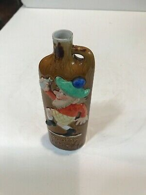 "Schafer Vater ""Scotch Whiskey"" Bottle/Flask Made in Germany"