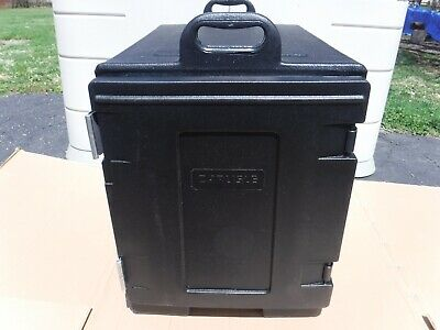 NEW Carlisle PC300N03 CateraideInsulated Food Carrier End Loader CHICAGO AREA