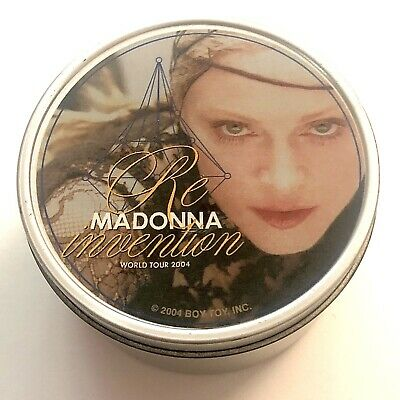 MADONNA RE-INVENTION CANDLE PROMO LIMITED RARE ICON Not X Tour DVD CD Vinyl SEX