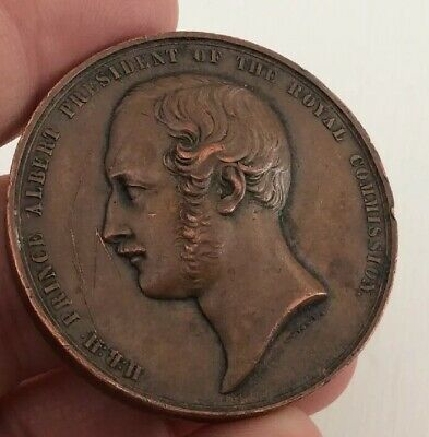 exhibition of the works industry of all nations Bronze Coin/medal Class 5 No884