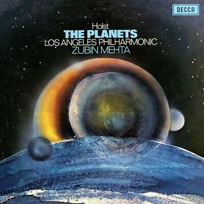 DECCA | Zubin Mehta & The Los Angeles Philharmonic - Holst: The Planets SACD