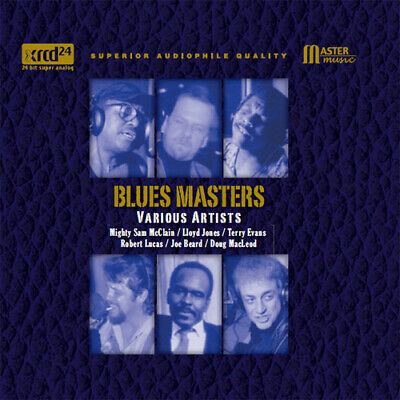 NT 015 | Blues Masters CD XRCD