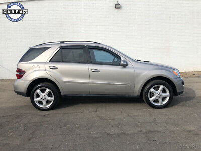 2008 Mercedes-Benz M-Class ML 320 2008 Mercedes-Benz M-Class ML 320 SUV Used 3L V6 24V Automatic 4WD Diesel