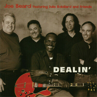 AUDIOQUEST | Joe Beard - Dealin' SACD