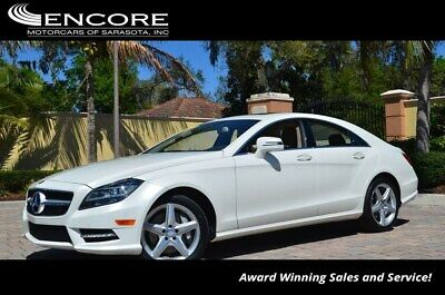 2014 Mercedes-Benz CLS-Class 4dr Coupe CLS550 RWD W/P1 Package & Wheel Package 2014 CLS Sedan 42,579 Miles With warranty-Trades,Financing & Shipping