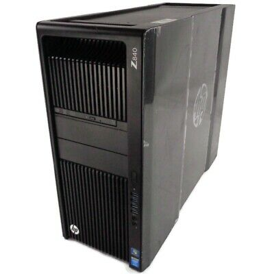 HP Z840 Workstation 12-Core Xeon E5-2680 v3 2.5GHz - 32GB - 300GB + 256GB SSD