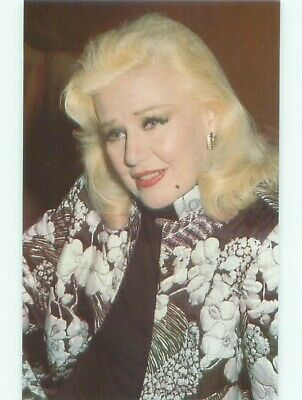 1980's FAMOUS MOVIE STAR GINGER ROGERS AC6397