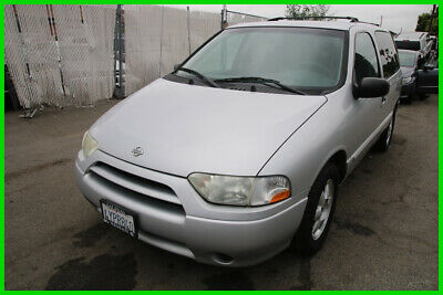2002 Nissan Quest GXE 2002 Nissan Quest GXE Automatic 6 Cylinder NO RESERVE