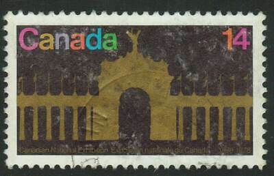 Canada sc#767 Canadian National Exhibition, Used