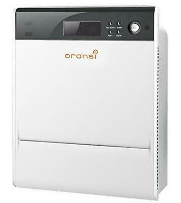 Oransi Max HEPA Large Room Air Purifier Asthma Mold Dust Allergies Filter