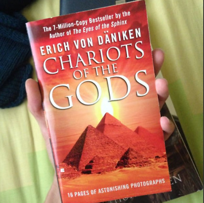 Chariots of the Gods: Unsolved Mysteries of the Past - FREE SHIPPING