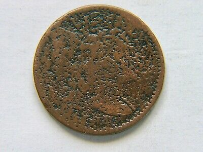 1794 1C Flowing Hair Large Cent  tough early date  corrosion